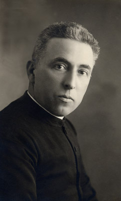 mons. Clemente Cossettini